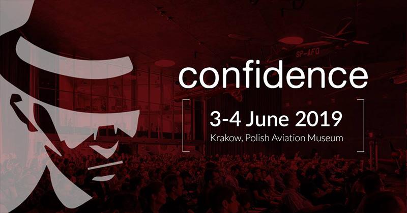 Confidence 2019 Krakow
